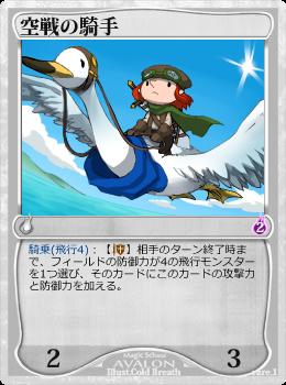 空戦の騎手